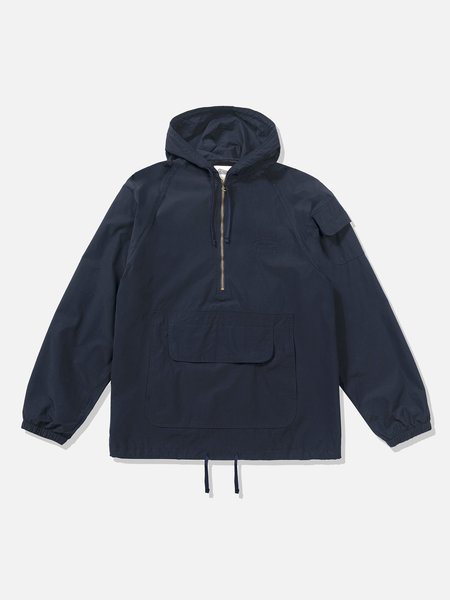 General Admission Pullover Anorak - Navy