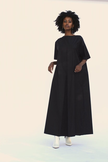 DESIREE KLEIN maxi dress Lua Dress - black
