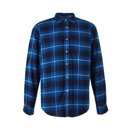 Portuguese Flannel PARK Shirt - Blue