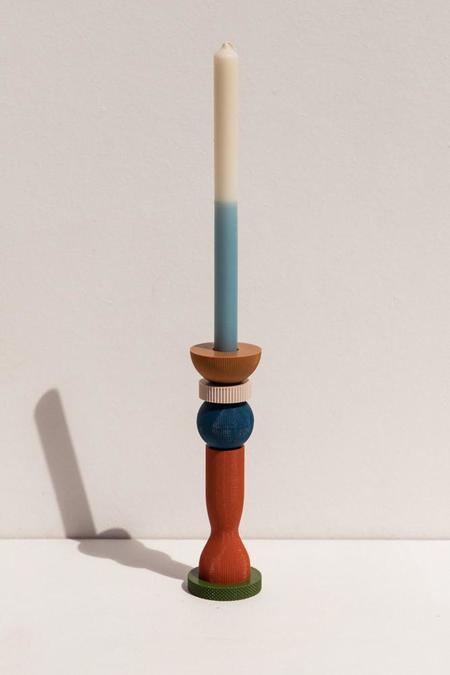 UAU Project ECH Candle Holder - Rust