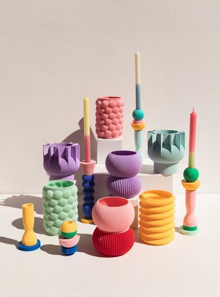 UAU Project S Vase 2 - pink