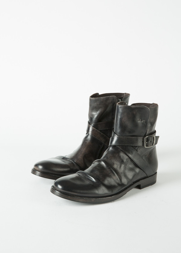 Pete Sorensen Double Strap Boot