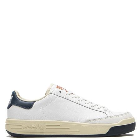 adidas Consortium Rod Laver Cracked Leather sneakers - White