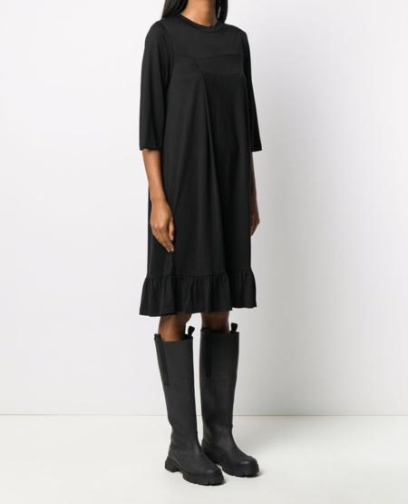 HENRIK VIBSKOV Bubble Jersey Dress - Black