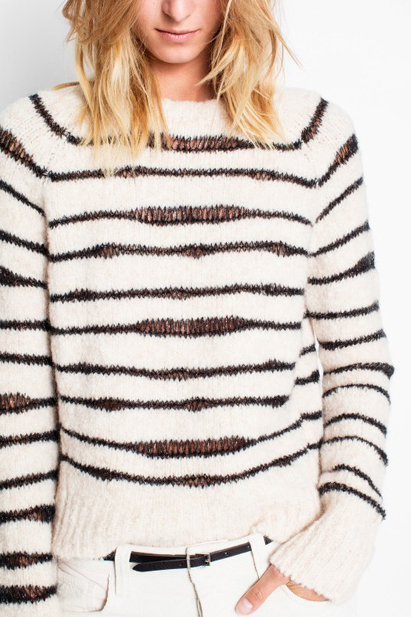 Zadig & Voltaire Kary Wn Sweater