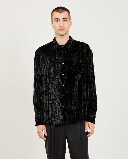 CMMN SWDN Cedric Shirt - Black