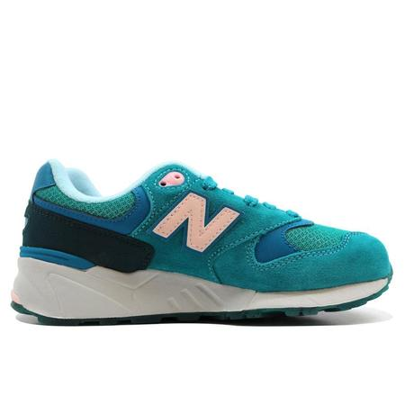 New Balance 999 D Sneakers - Teal