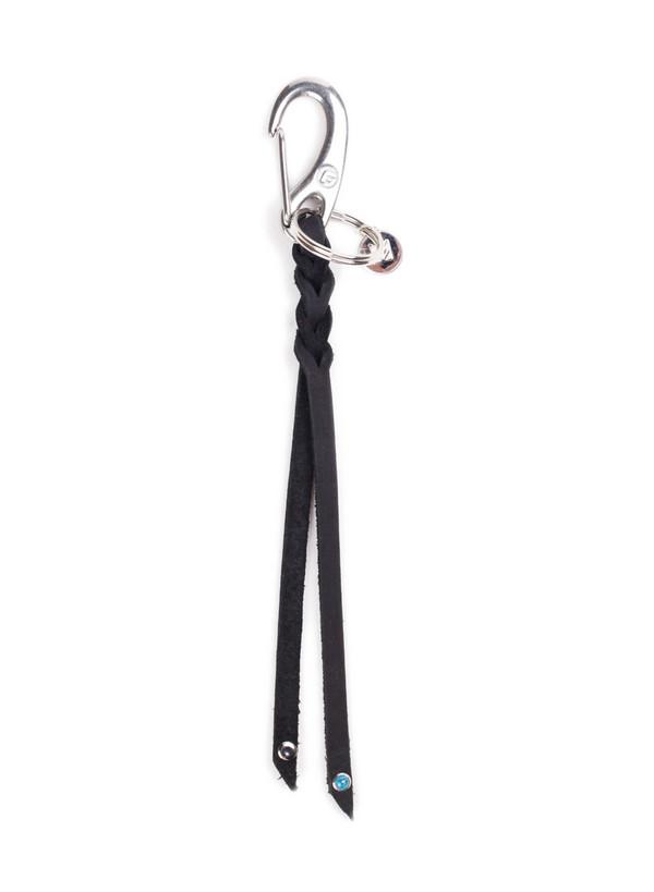 Men's MAPLE Long Tails Key Hook Black