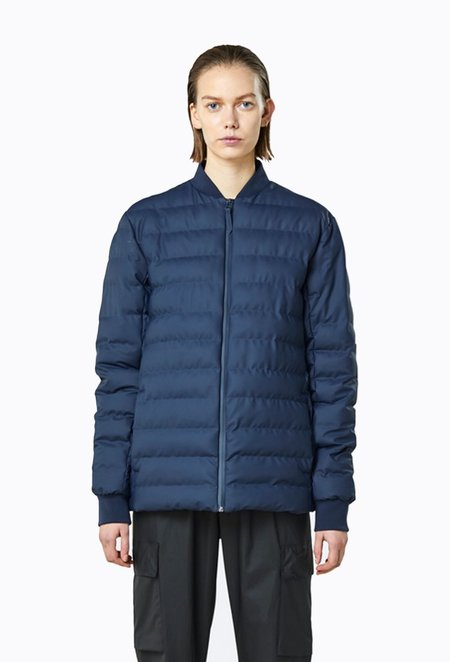 Unisex Rains Trekker Jacket - Blue