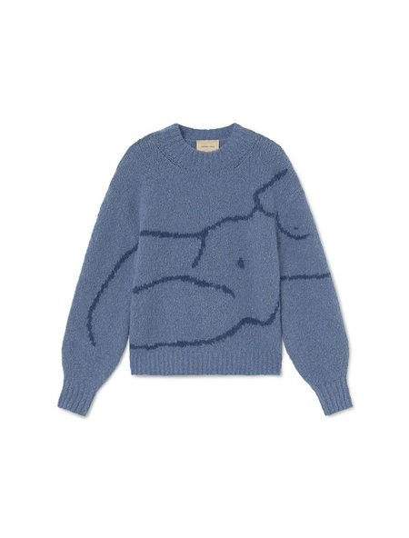 Paloma Wool Palmira Sweater - Light Blue