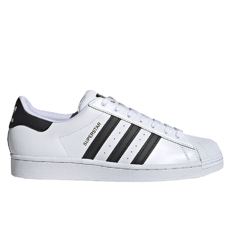 Adidas Superstar Sneaker - Cloud White / Core Black
