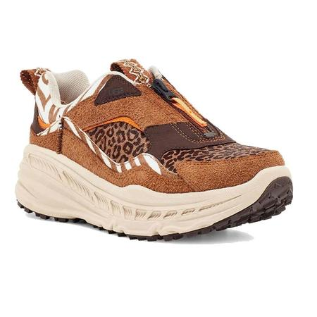 UGG Women's CA805 Zip Wild Thang shoes - Chestnut