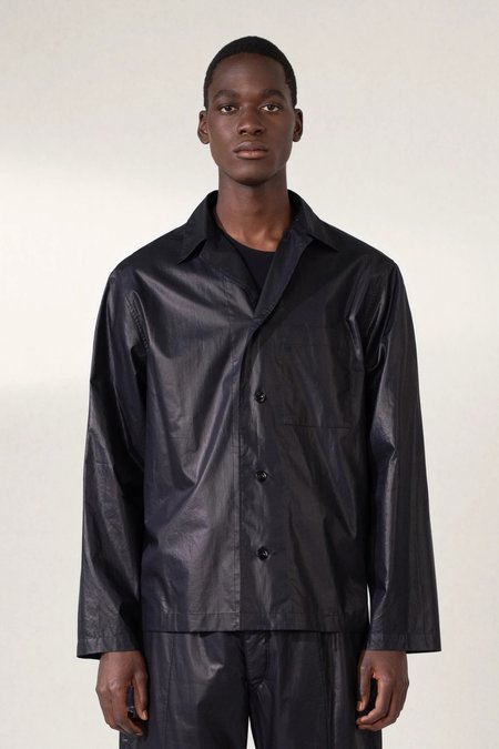 Lemaire Pyjama Shirt - Black