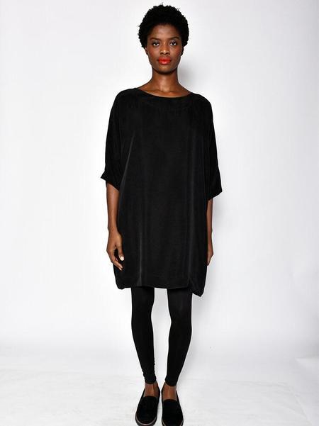 UZI NYC Cupro Now Dress