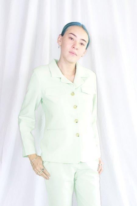 Paloma Wool Hanks Blazer - Mint