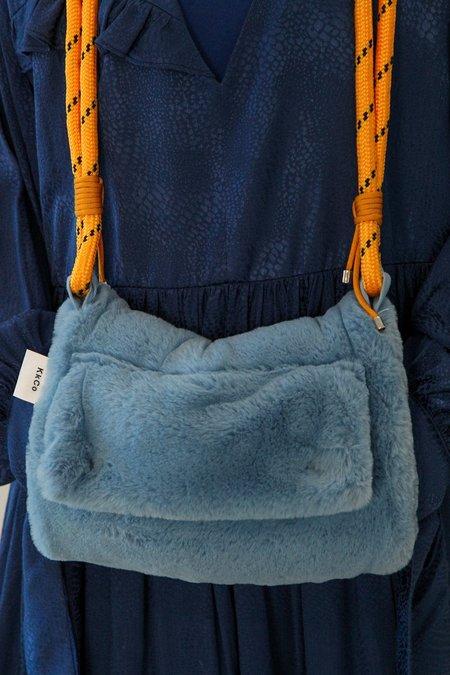 KkCo Muff Bag - Sky Blue