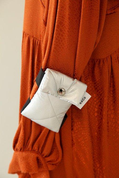 Kk Co Studio Removable Pocket - Foil