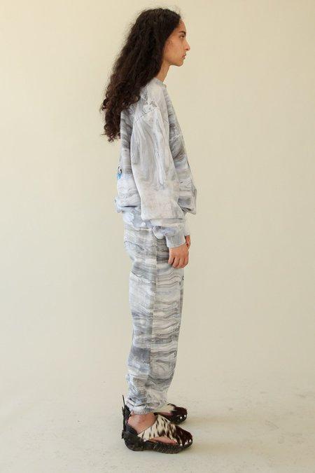 Kk Co Studio Sweatpant - Marble Dye