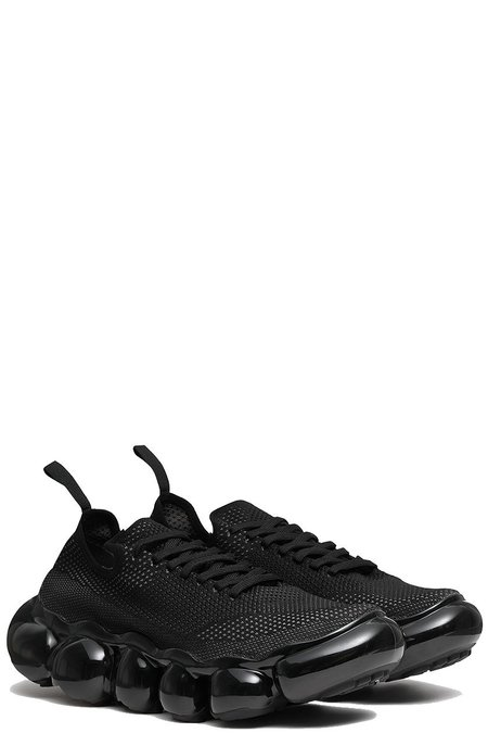 UNISEX grounds Jewelry shoes - Black Gray/Black
