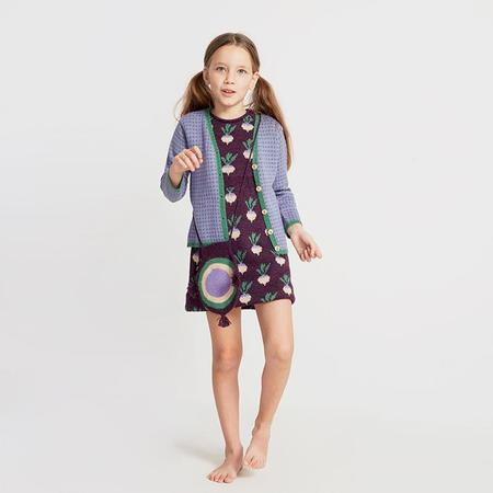 KIDS Oeuf NYC Child Crochet Purse