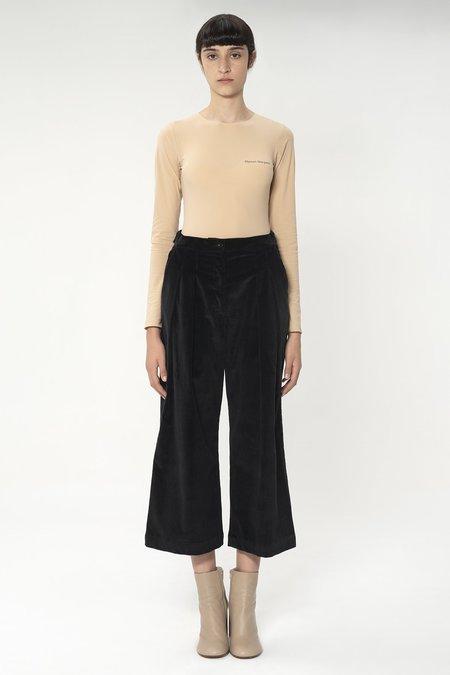 Katharine Hamnett Ella corduroy trousers - Black