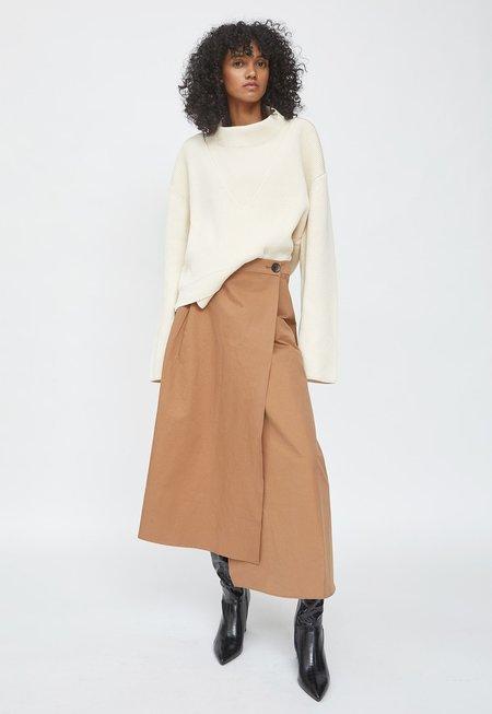 HIDDEN FOREST MARKET Two Way Wrap Skirt