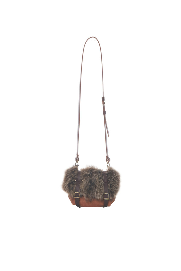 Lowell FRISCO FOURRURE DE CHAT SAUVAGE RECYCLÉE / RECYCLED RACOON FUR