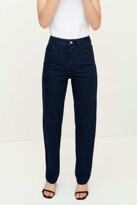 Kowtow Primary Jeans - indigo denim