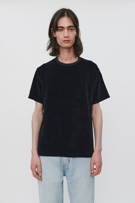 Our Legacy New Box T-Shirt - Black Cord