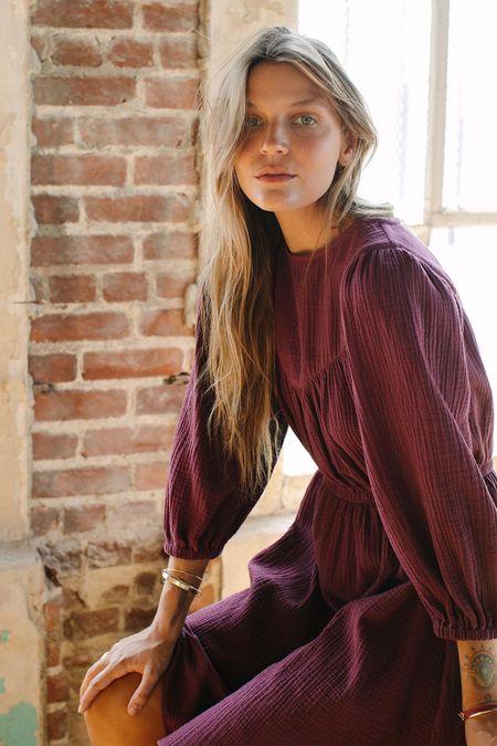 Rachel Pally Gauze Lottie Dress