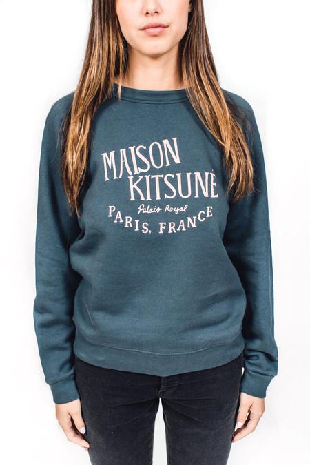 Maison Kitsune Sweatshirt Palais Royal
