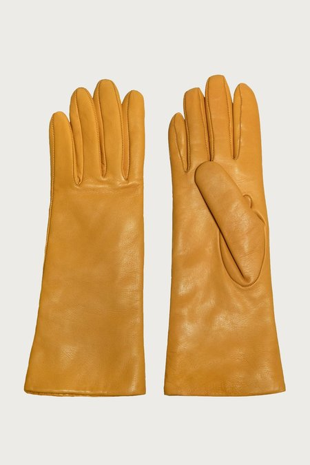 Clyde Classic Gloves - Deerskin Yellow