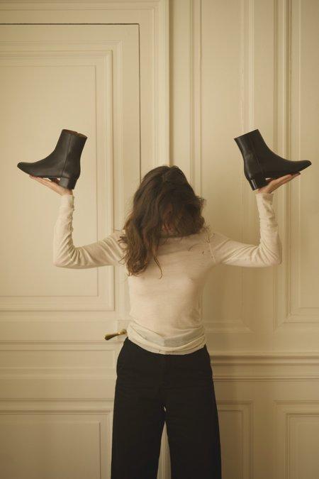 Anne Thomas Michèle Boots - Calf Black