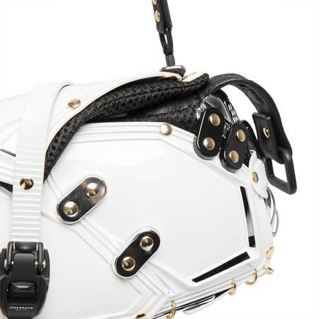 INNERRAUM Cross body/fanny pack bag - white