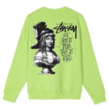 Stussy True To This Crew - Green