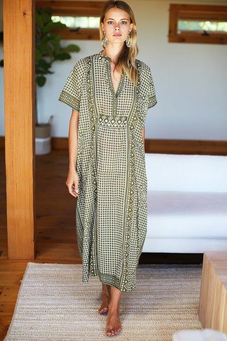 Emerson Fry Caftan dress - Moss