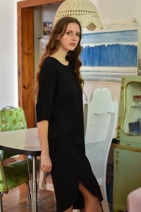Valerie Dumaine Odessa Dress - Black