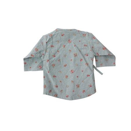 nico nico Quinn Baby Wrap Top - Sky Floral
