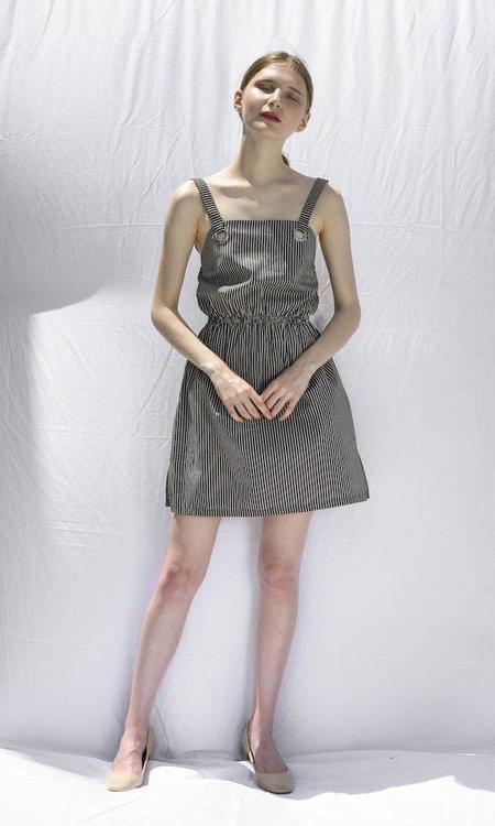 OhSevenDays Azalea Dress - Stripes