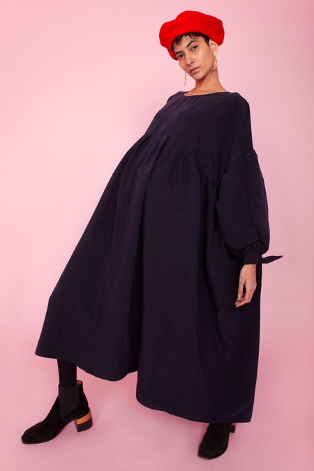 L.F.Markey Magnum Dress - Navy