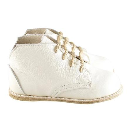 kids Zimmerman Shoes Baby And Child Milo Boots - Ivory White