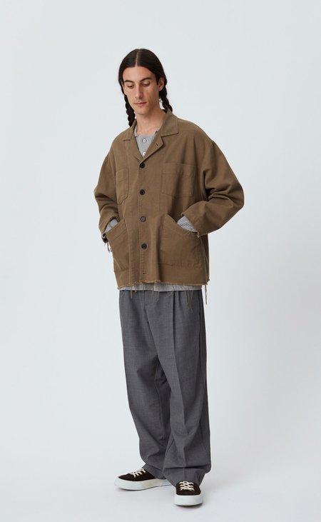 mfpen Carpenter jacket - khaki