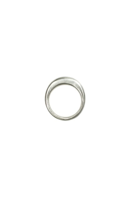 Ordinary Objects Lift Ring - Sterling Silver