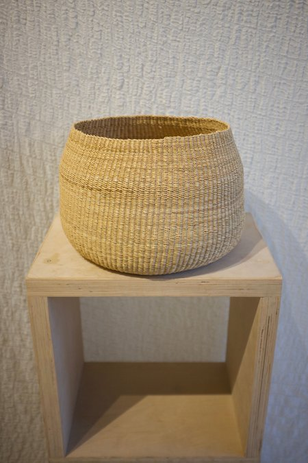 TWENTY ONE TONNES Bowl Basket - Elephant Grass