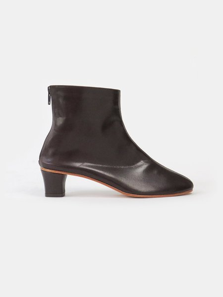 Martiniano High Leone Boots - Dark Umber