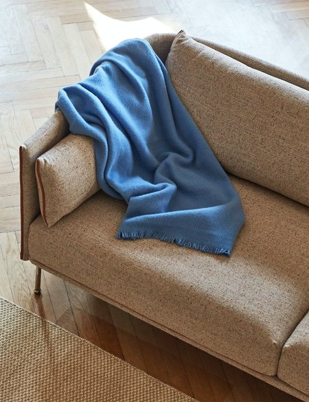 Hay Mono Blanket - Sky Blue