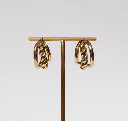 Luiny Interlaced Earrings