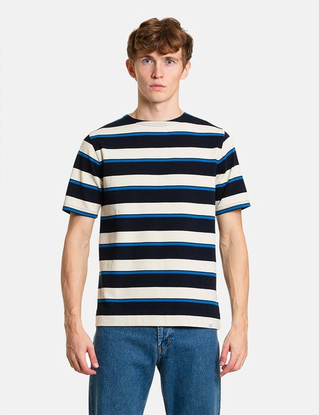 Norse Projects Godtfred Classic Compact T Shirt - Himmel Blue