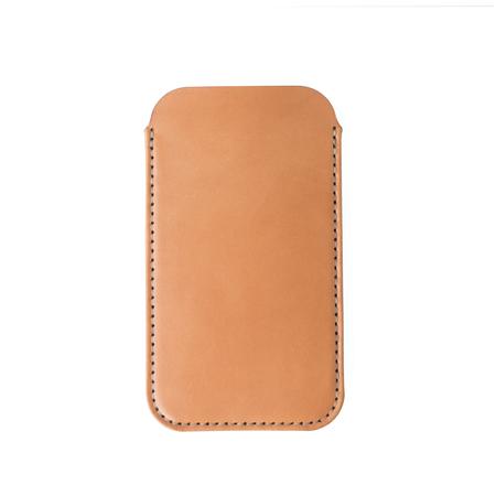 MAKR iPhone Sleeve case - Russet Wickett