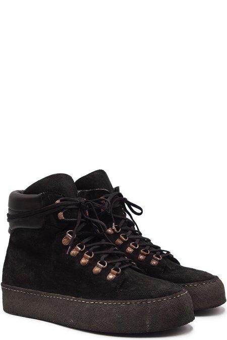 Guidi Snb00 Snowboard Boots - Black